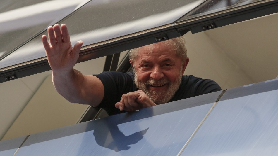 Lula da Silva / AFP