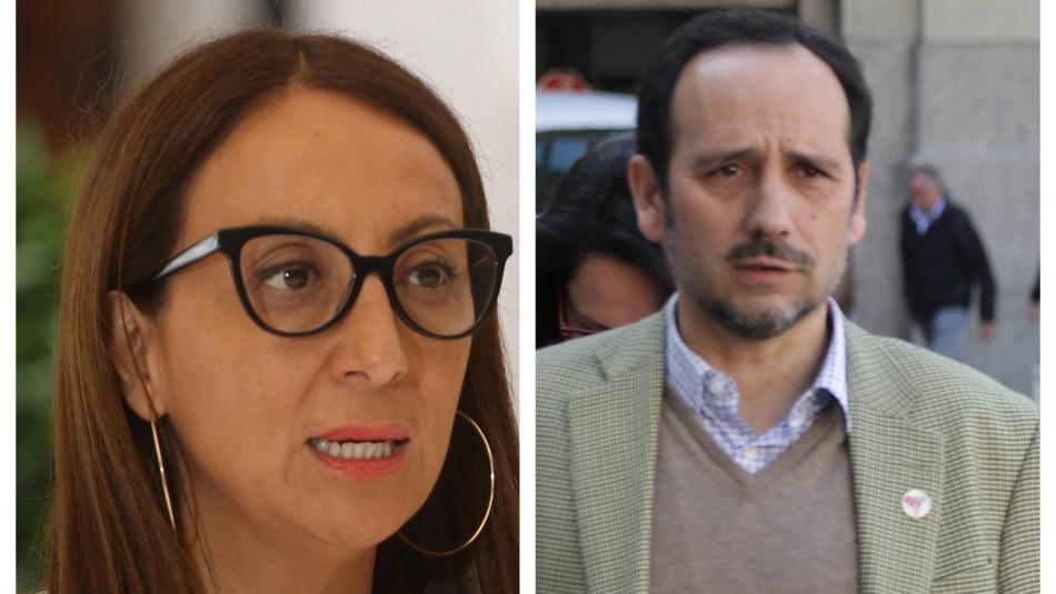 Cecilia Pérez encara a diputado Núñez por decir que Piñera le recuerda a Pinochet
