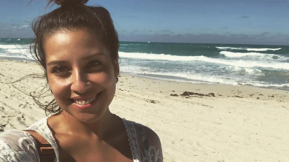 Coté Quintanilla revela bochorno que sufrió durante sus vacaciones / Instagram