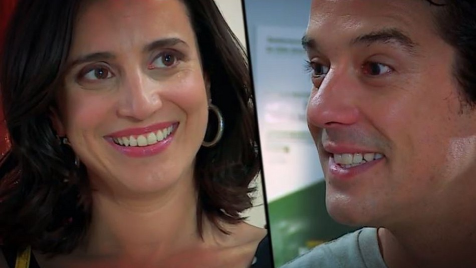 [VIDEO] Verdades Ocultas: El sorpresivo reencuentro entre Rocío y Tomás