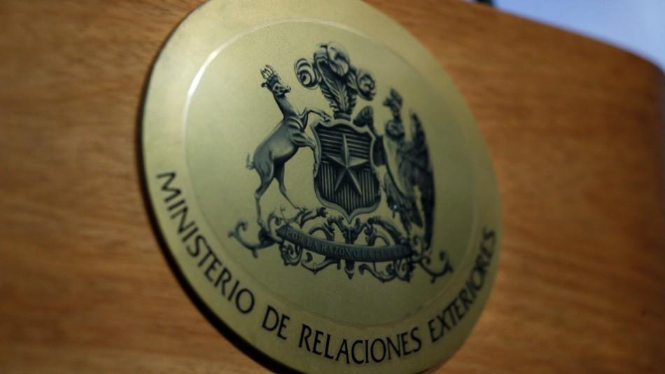 Ministerio de Relaciones Exteriores / Agencia Uno