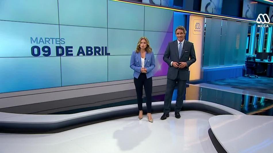 Ahora Noticias Central 9 de abril