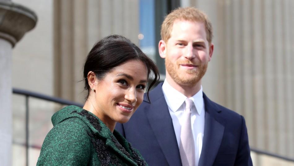 Meghan Markle romperá tres tradiciones de la realeza con su primer hijo