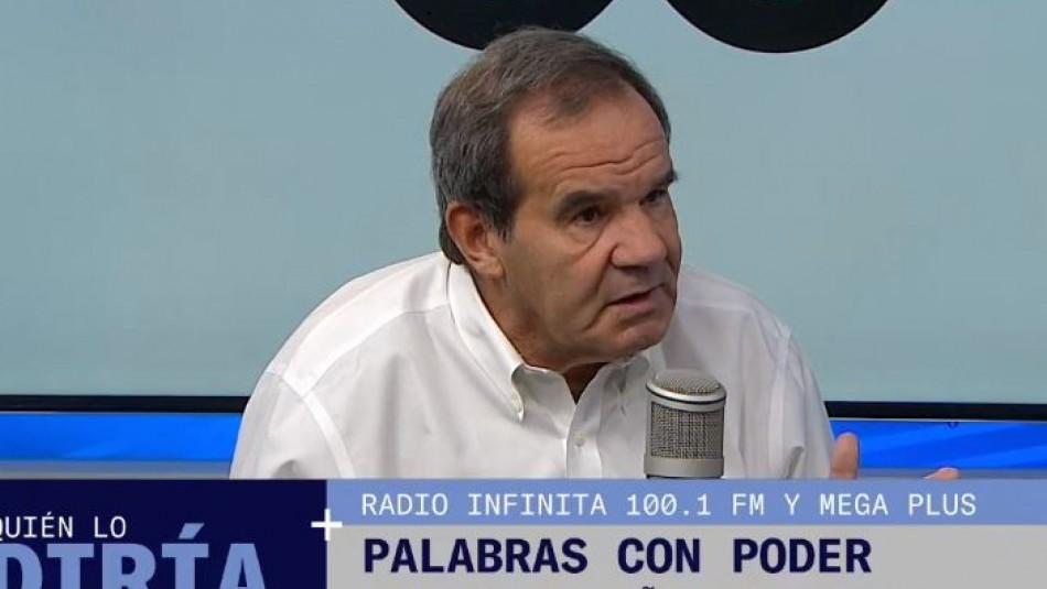 Allamand: El estilo de liderazgo del Presidente Piñera