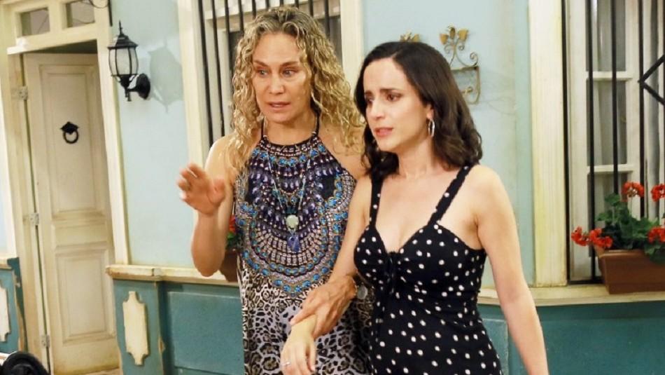 [VIDEO] Viviana Rodríguez explica el cambio que ha tenido María Luisa en Verdades Ocultas