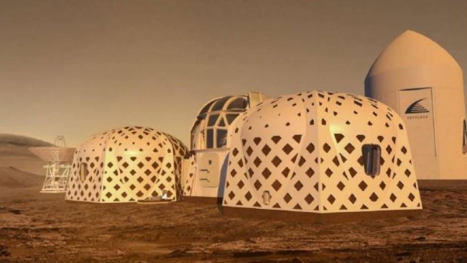 NASA selecciona institutos de investigación para desarrollar hábitats en otros planetas