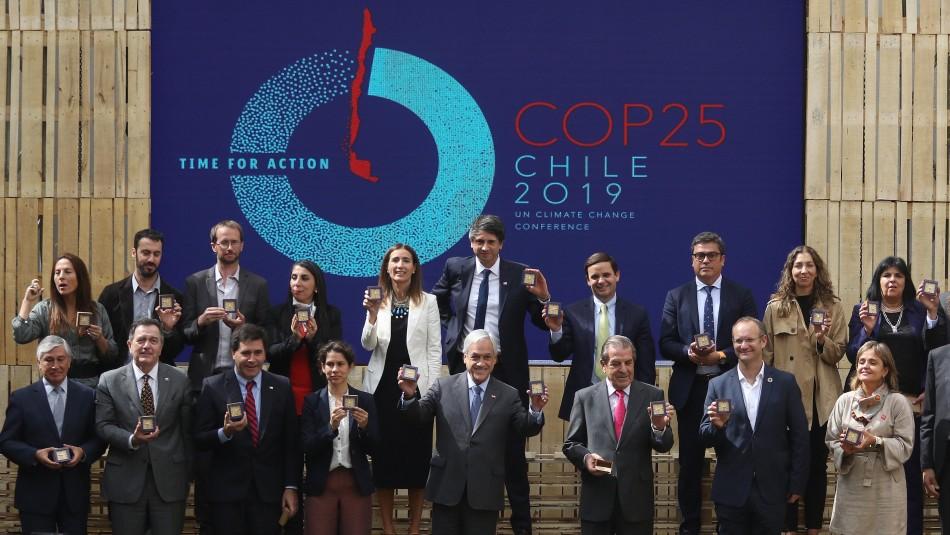 COP 25: Cumbre de cambio climático se realizará en Cerrillos