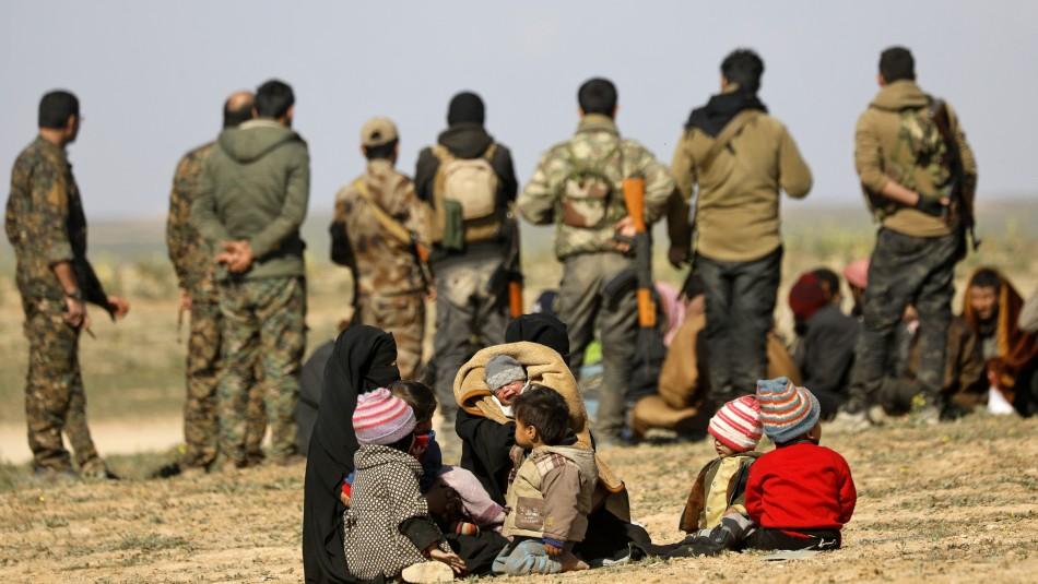 Canciller Ampuero por niños huérfanos en Siria: