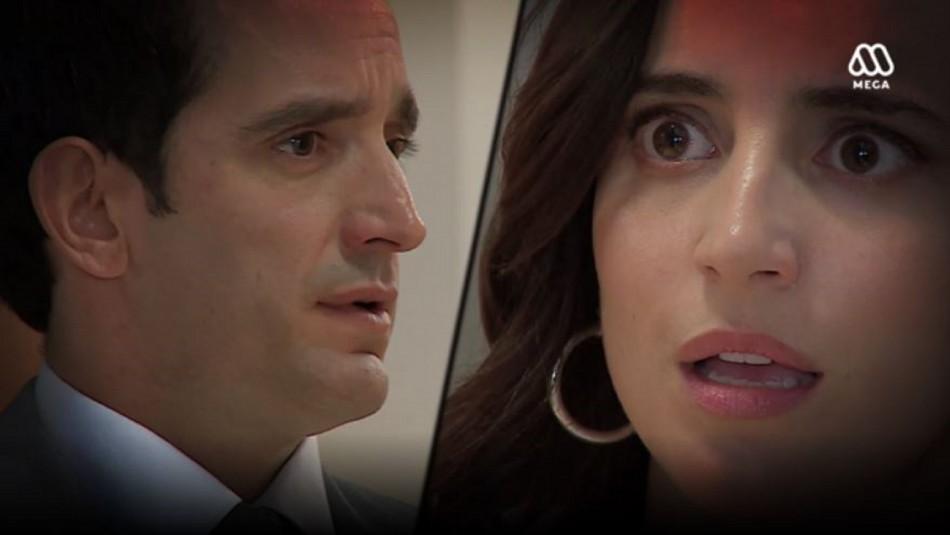 [VIDEO] Verdades Ocultas: Rafael sorprendió a Rocío con un matrimonio secreto