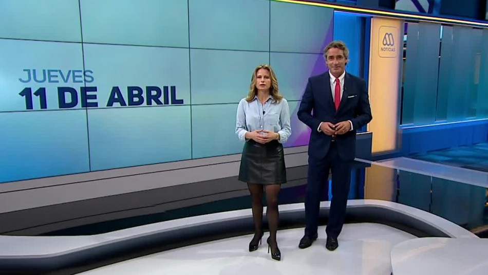 Ahora Noticias Central 11 de abril