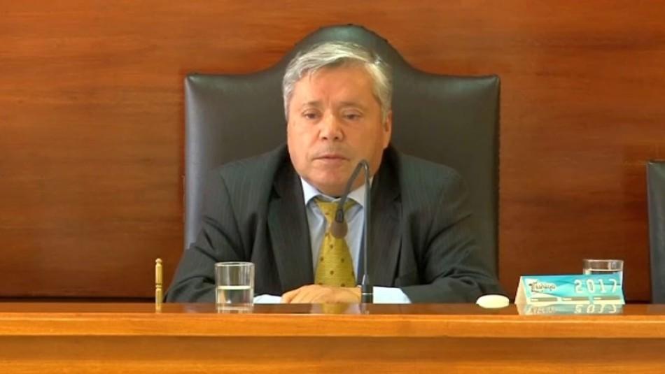 Los descargos del ministro Elgueta: Juez señaló que fiscal Arias trató de inhabilitarlo