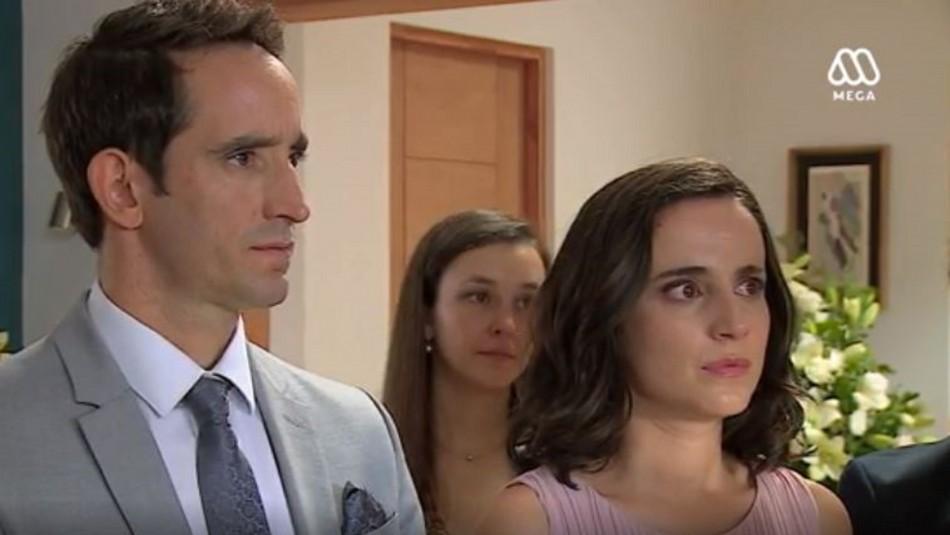 [VIDEO] Verdades Ocultas: Rocío y Rafael contraen matrimonio