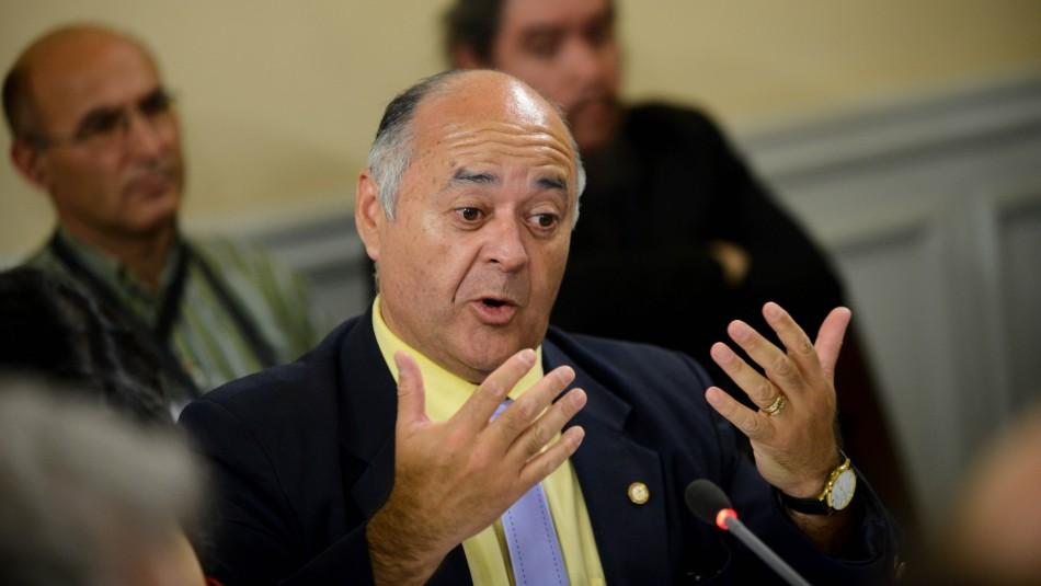 La trastienda de la renuncia de Jorge Ulloa como intendente de la región del Biobío