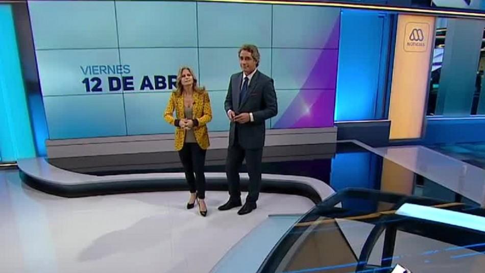 Ahora Noticias Central 12 de abril