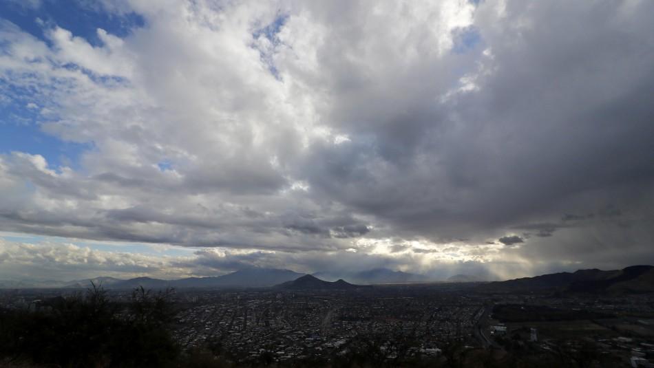 ¿Temperaturas bajas en Santiago?: Revise el pronóstico del tiempo en el territorio nacional