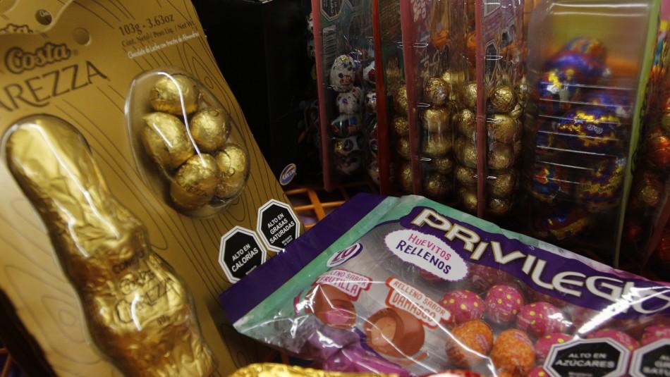 Huevos de Pascua / Agencia Uno