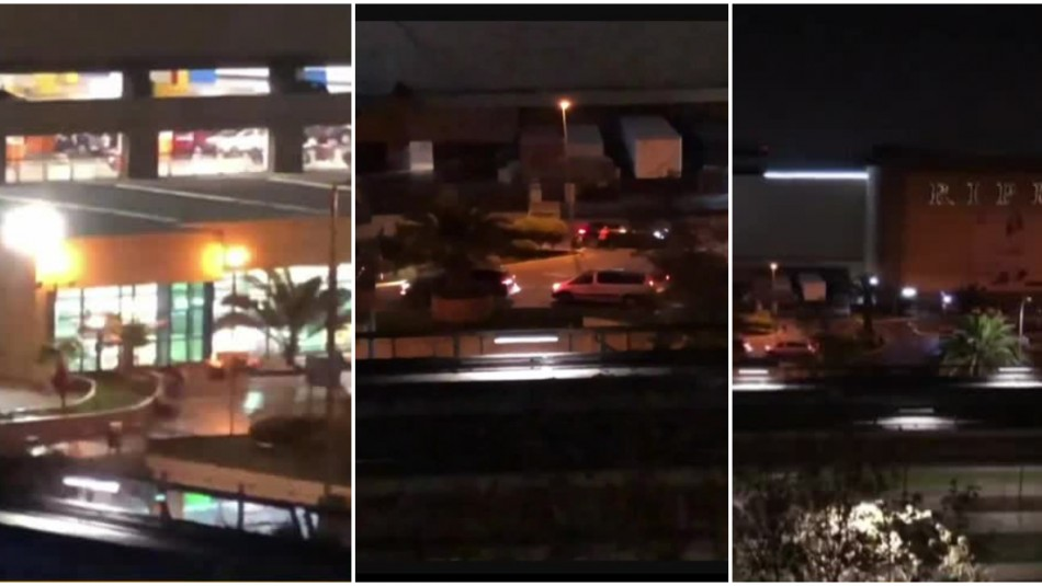 [VIDEO] Balacera en las afueras del Mall Florida Center impactó a vecinos