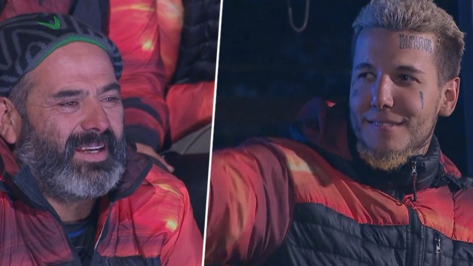 [VIDEO] Resistiré: La emotiva despedida de Alex Caniggia