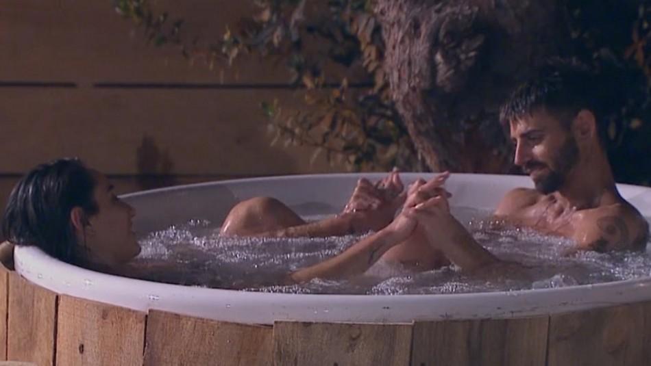 [VIDEO] Resistiré: La romántica tentación de Isaac y Keyla