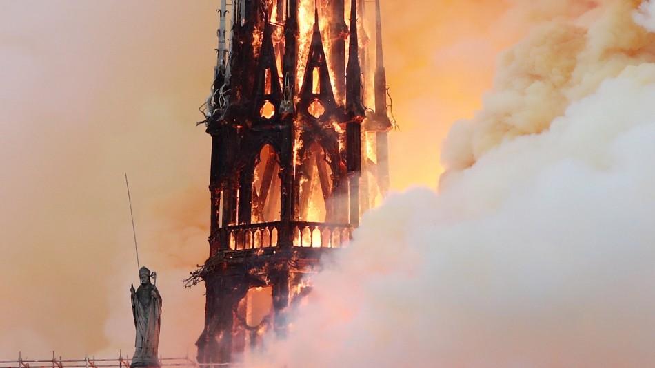 Experto en patrimonio por restauración de Notre Dame: