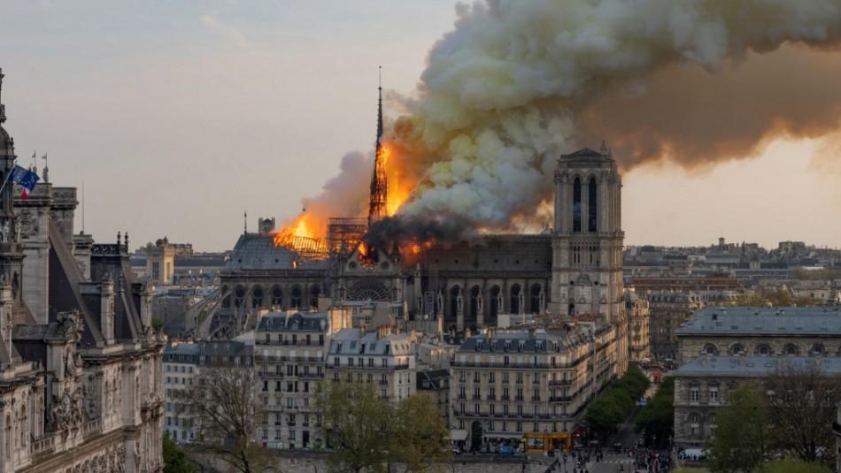 Catedral de Notre Dame / AFP