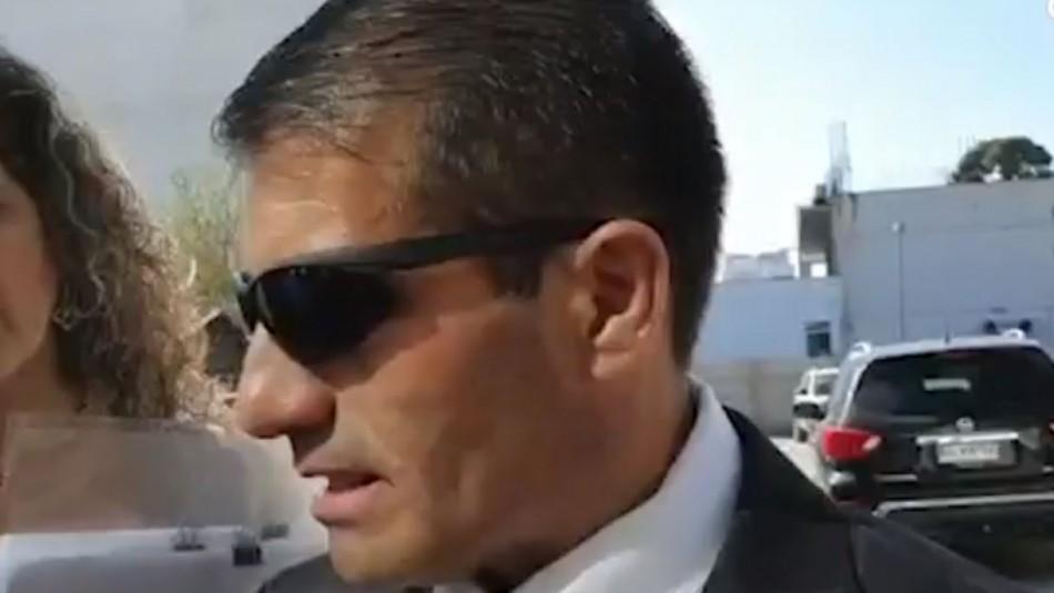 Registros de Gendarmería reportan más ingresos nocturnos de ministro Vásquez a corte de Rancagua