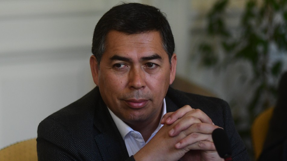 El diputado Leonardo Soto realizó la acusación / Agencia Uno