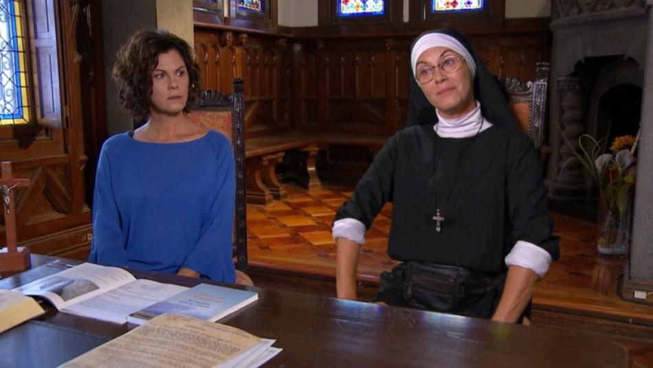 [VIDEO] Isla Paraíso: Carlos delató a las hermanas Miranda ante la Madre Superiora