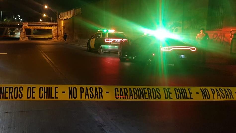 Investigan muerte de adulto mayor al interior de su domicilio en Puente Alto / Referencial Agencia UNO.