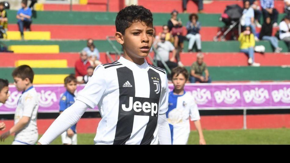 Cristiano Jr. da que hablar en la Juventus. / Torneo Marítimo