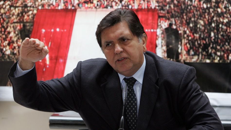Fallece el expresidente de Perú Alan García