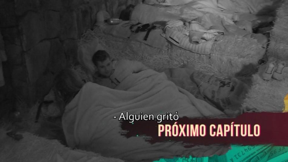 [VIDEO] Avance de Resistiré: Un grito nocturno encenderá las alertas en el refugio