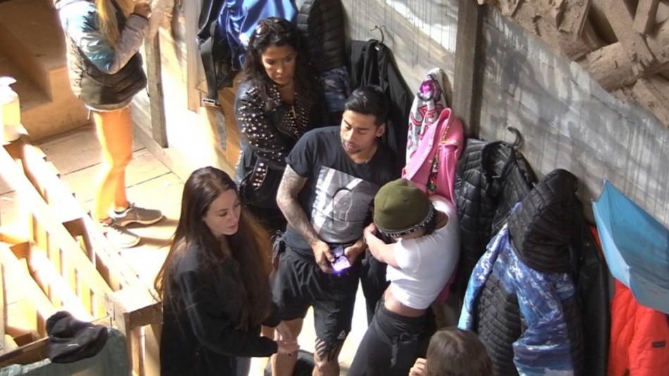 [VIDEO] Resistiré: Aída y Mane se enfrentaron por un pantalón