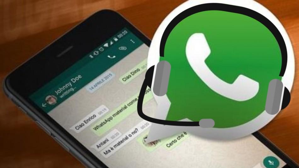WhatsApp ya lanzó su servicio de atención al cliente para empresas / Referencial Agencia.