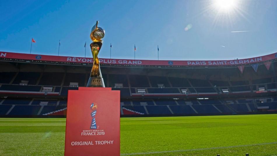 Mundial Femenino de Francia / @FIFAWWC