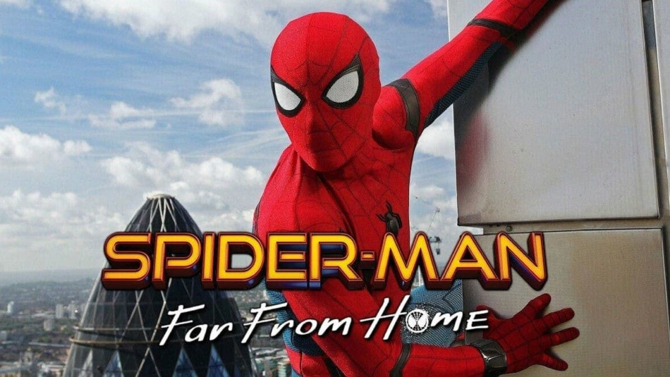 Spider-Man: For From Home