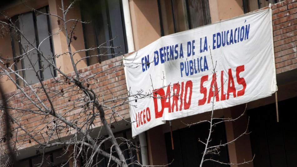 Liceo Darío Salas / Agencia Uno