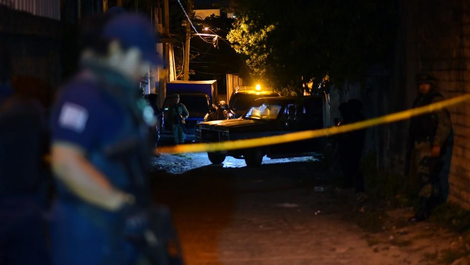 Asesinatos en Veracruz, México / AFP