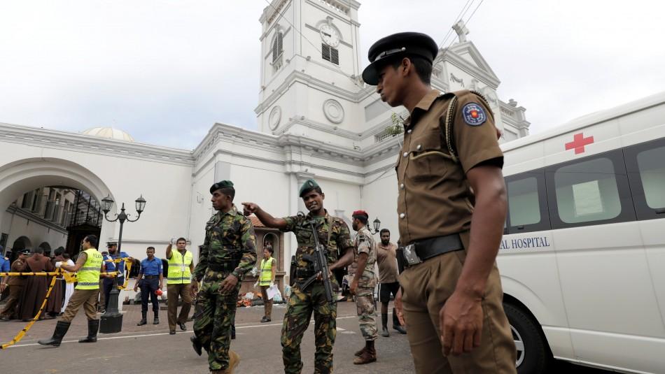 Atentados en Sri Lanka / Reuters