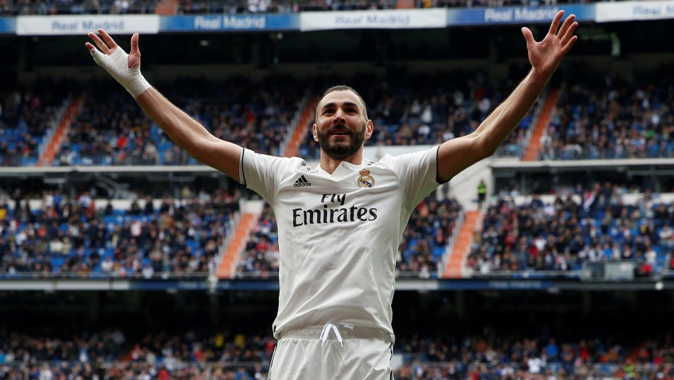 Karim Benzema / Reuters