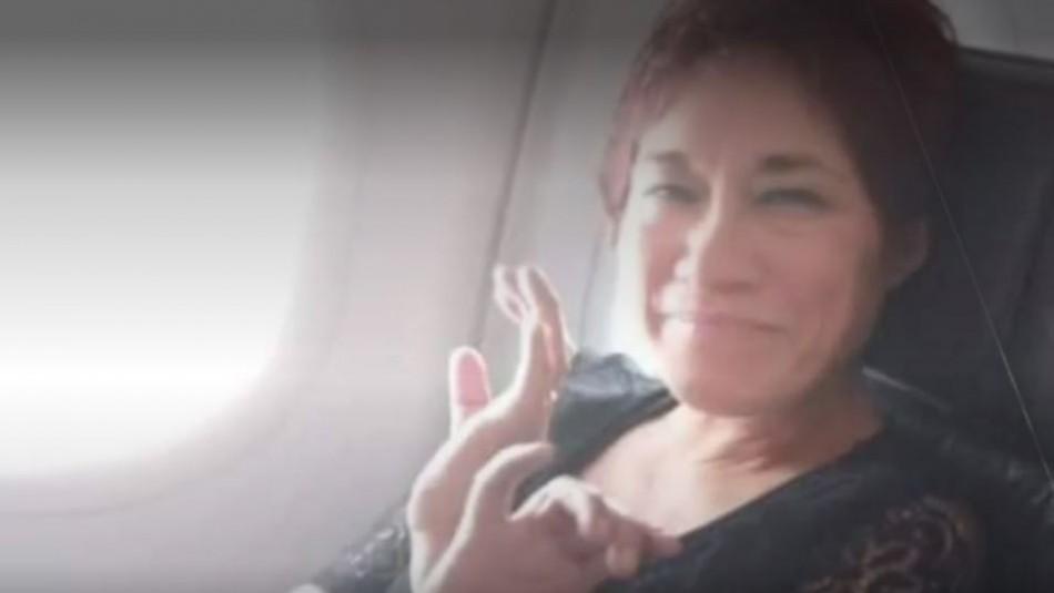 Amory Ojeda, desaparecida en Colombia.