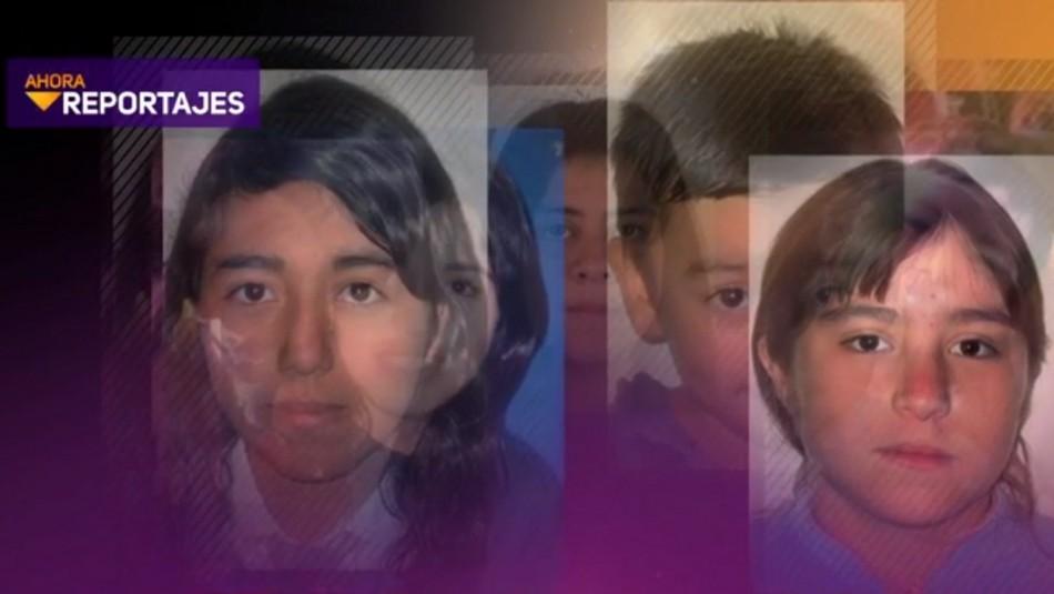 Extraviados: Más de mil niños y adolescentes se han perdido en Chile en los últimos 6 años