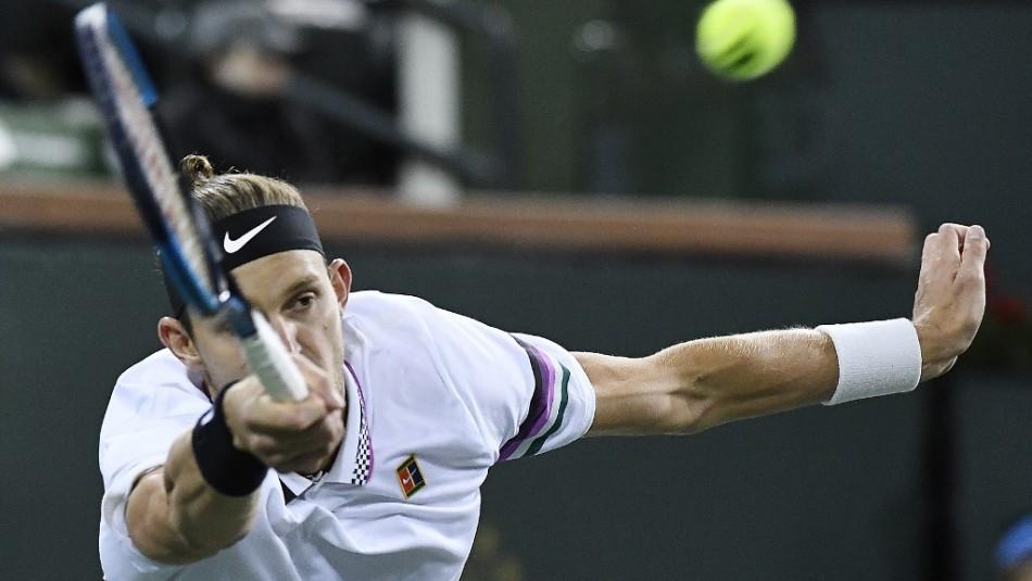 Nico Jarry debuta en el torneo Conde de Godó. / ATPTour