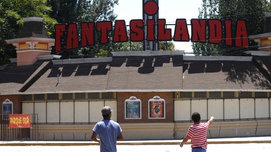 Fantasilandia / Agencia Uno