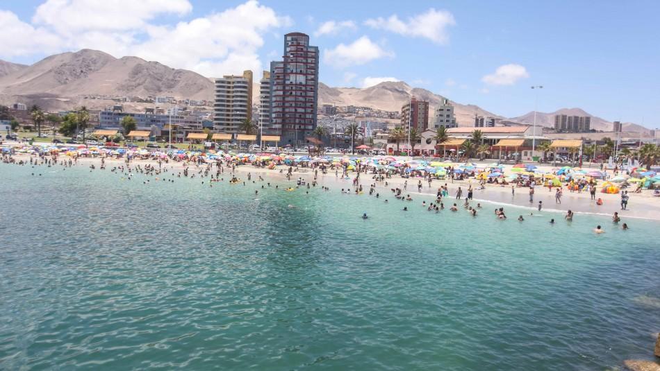 Antofagasta / Agencia Uno