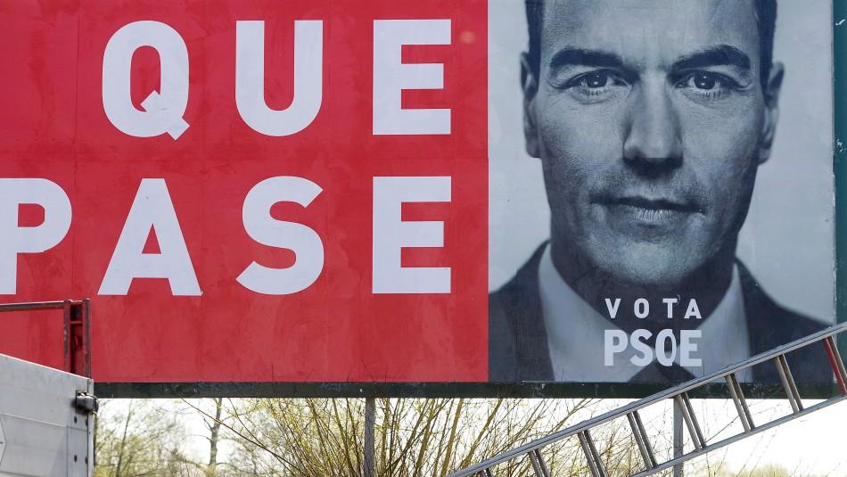 Elecciones en España: Experto cree que liderazgo en intención de votos de Sánchez no es suficiente