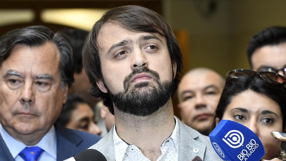 Denuncian a Jorge Sharp ante Contraloría por presuntas irregularidades en Valparaíso