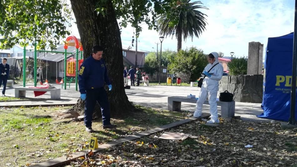 Testigo revela cómo habría muerto hombre descuartizado en Valdivia
