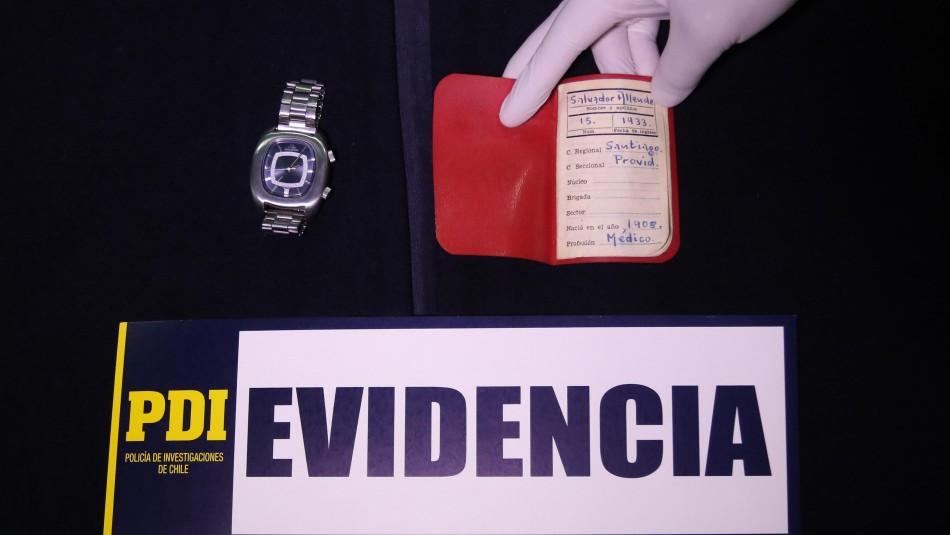 Guardia detenido por robo en Museo de Salvador Allende niega participación en el delito