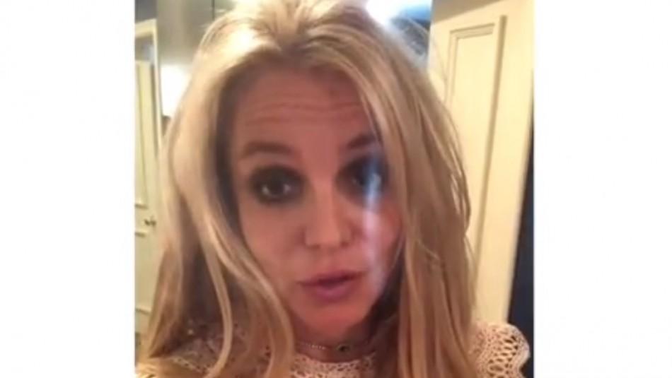 Britney Spears publica video tras ser internada en una clínica psiquiátrica